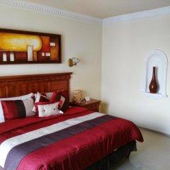 Отель Gran Real Yucatan 3* Номер Делюкс с разными типами кроватей фото 6
