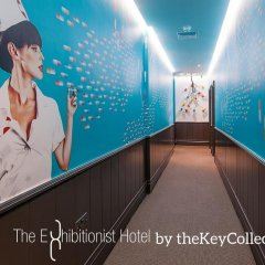The Exhibitionist Hotel бассейн фото 2