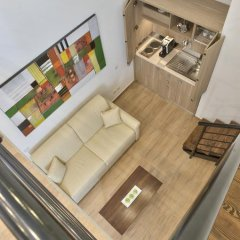 Отель Palazzo Violetta 3* Студия с различными типами кроватей фото 25