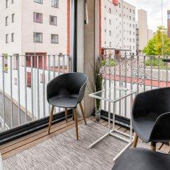Апартаменты Experience Living Urban Apartments балкон