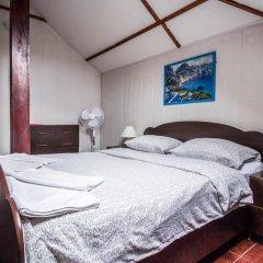 Мини-Отель Внучка Улучшенный номер с разными типами кроватей фото 5
