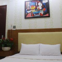 Danh Uy Hotel 2* Стандартный номер с двуспальной кроватью фото 3