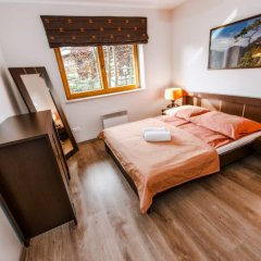 Отель Apartamenty Sun&Snow Kościelisko Budzówka Косцелиско комната для гостей фото 3