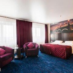 Гостиница Охтинская 3* Люкс с различными типами кроватей фото 2