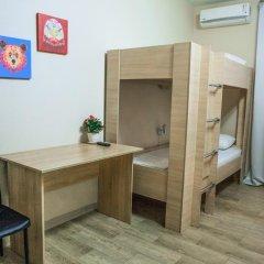 Гостиница ОК Кровать в мужском общем номере с двухъярусными кроватями фото 4