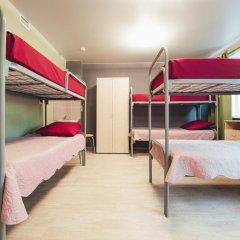Гостиница Гостевой комплекс Нефтяник Кровать в общем номере с двухъярусной кроватью фото 16