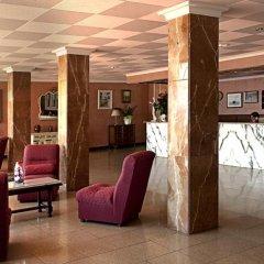 Отель Grecs Испания, Курорт Росес - отзывы, цены и фото номеров - забронировать отель Grecs онлайн интерьер отеля фото 3