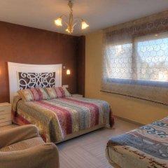 Отель La Morada del Cid Burgos 3* Стандартный номер с различными типами кроватей фото 8