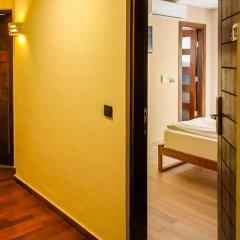Yarden Beach- Boutique Hotel 4* Улучшенная студия разные типы кроватей фото 17