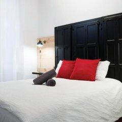 Отель Off Beat Guesthouse 2* Стандартный номер с двуспальной кроватью (общая ванная комната) фото 11