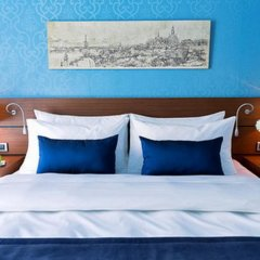 Radisson Blu Hotel, Kyiv Podil 4* Полулюкс с различными типами кроватей фото 4