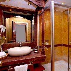 Отель Chokhi Dhani Resort Jaipur 4* Коттедж с различными типами кроватей фото 3