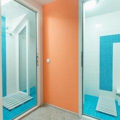 Art-hotel Zontik 2* Кровать в женском общем номере с двухъярусной кроватью фото 2