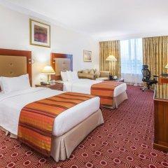 Отель Holiday Inn Bur Dubai Embassy District 4* Стандартный номер фото 2