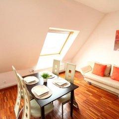 Апартаменты Royal Living Apartments Студия Делюкс с различными типами кроватей фото 4