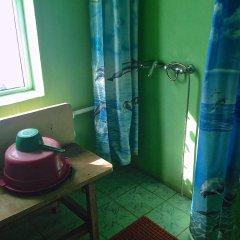 Отель Turkestan Yurt Camp Кыргызстан, Каракол - отзывы, цены и фото номеров - забронировать отель Turkestan Yurt Camp онлайн ванная фото 2