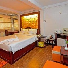 Clover Hotel 3* Улучшенный номер с различными типами кроватей фото 6