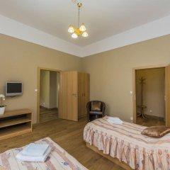 Отель Aparthotel Lublanka 3* Апартаменты с различными типами кроватей фото 16