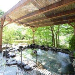 Hotel Harvest Kinugawa Никко бассейн