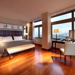 Отель Eurostars Grand Marina 5* Стандартный номер с различными типами кроватей фото 15