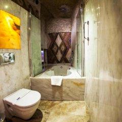 Gamirasu Hotel Cappadocia 5* Люкс с различными типами кроватей фото 15
