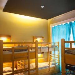 Treestyle Hostel Кровать в общем номере с двухъярусной кроватью фото 7