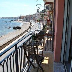 Отель Taorminaxos wonderful seaview Апартаменты фото 14