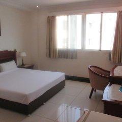 Hotel Chez Wou 2* Стандартный номер с различными типами кроватей фото 7