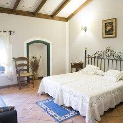 Hotel Rural Soterraña 3* Стандартный номер с двуспальной кроватью фото 12
