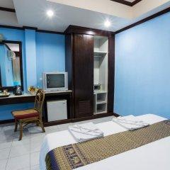 Отель The Grand Orchid Inn 2* Стандартный номер разные типы кроватей фото 2