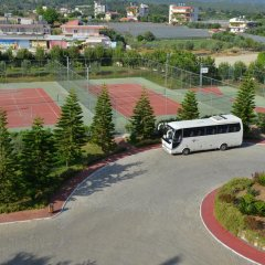 Отель Laphetos Beach Resort & Spa - All Inclusive парковка