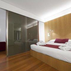 Отель Carlyle Brera 4* Улучшенный номер с различными типами кроватей фото 5