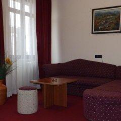 Hotel N 3* Улучшенные апартаменты с различными типами кроватей фото 5