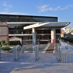 Hotel Ikaros бассейн