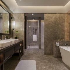 Отель Hyatt Regency Xi'an 5* Стандартный номер с различными типами кроватей фото 4