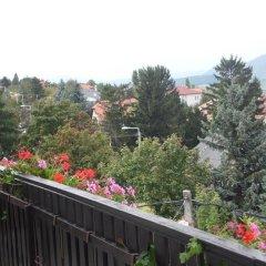 Отель Agi Panzio Obuda балкон