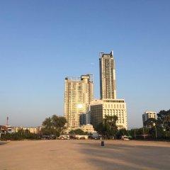 Отель Centric Sea Pattaya парковка