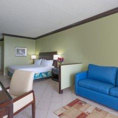 Отель Holiday Inn Resort Montego Bay All Inclusive 3* Стандартный номер с двуспальной кроватью фото 4