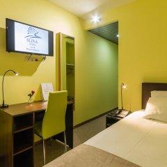 Slina Hotel Brussels 3* Стандартный номер с различными типами кроватей фото 2