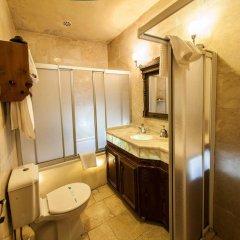 Gamirasu Hotel Cappadocia 5* Семейный люкс с двуспальной кроватью фото 2
