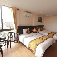 Отель Nguyen Dang Guesthouse Улучшенный номер с различными типами кроватей фото 7