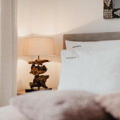 Отель EXCLUSIVE Aparthotel Улучшенные апартаменты с различными типами кроватей фото 9