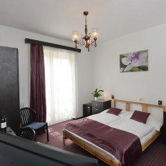 Budai Hotel 3* Стандартный номер с различными типами кроватей фото 13
