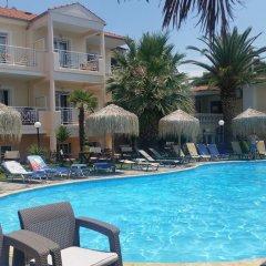 Potos Hotel бассейн фото 3