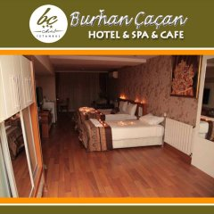 BC Burhan Cacan Hotel & Spa & Cafe комната для гостей фото 4