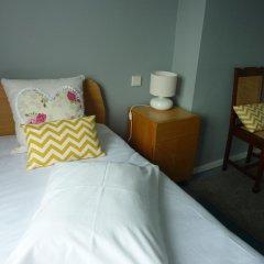 Hostel Cruz Vermelha Стандартный номер разные типы кроватей фото 6