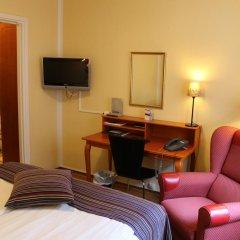 Отель Teaterhotellet 3* Стандартный номер с 2 отдельными кроватями фото 5