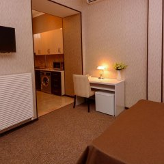 Отель King David 3* Студия с различными типами кроватей фото 13