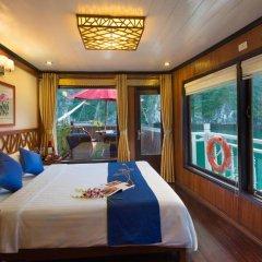 Отель Gray Line Halong Cruise 4* Люкс фото 7