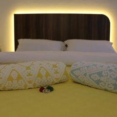 Maya Bistro Hotel Beach 4* Номер Делюкс с двуспальной кроватью фото 5